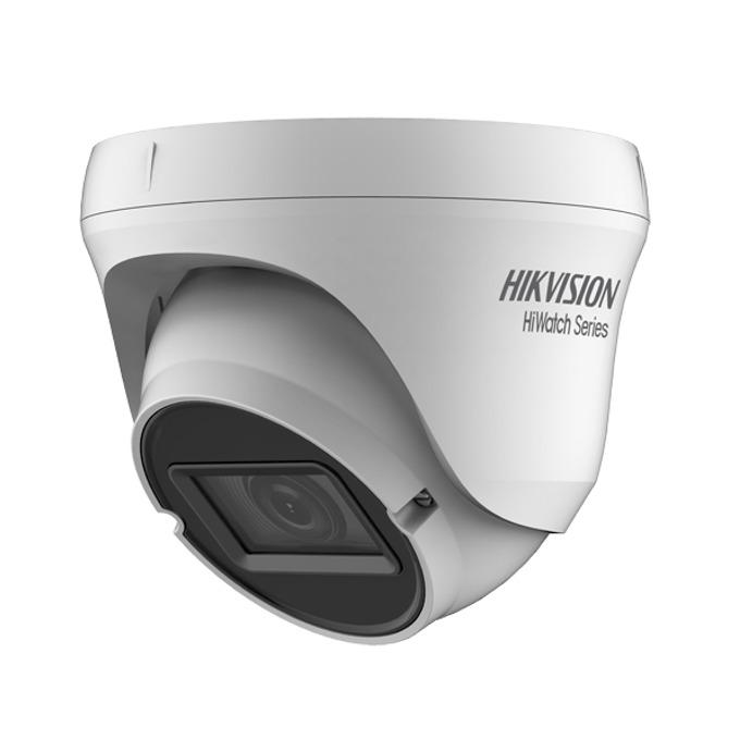 Аналогова камера HikVision HWT-T340-VF, куполна камера, 4MPix(2560×1440), 2.8mm/12mm, IR осветеност (до 40 m), външна IP66 image