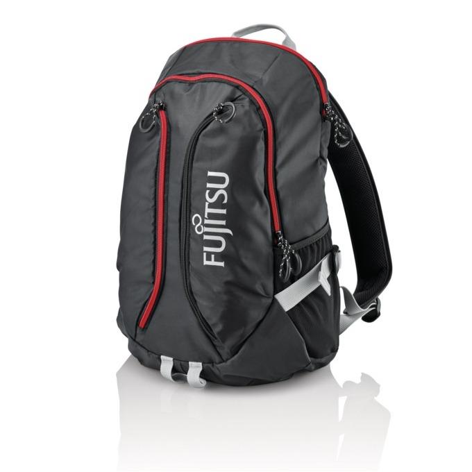 """Раница за лаптоп Fujitsu Sportive Backpack 15, 15.6"""" (39.62 cm), черна image"""