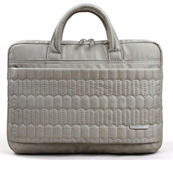 "Дамска чанта за лаптоп Kingsons Electra Series (KS3080W-C) за лаптопи до 13.3""(33.78 cm), сива image"