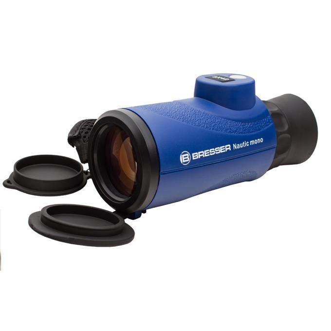 Монокъл Bresser Nautic 8x42, 8x оптично увеличение, диаметър на лещата 42mm image