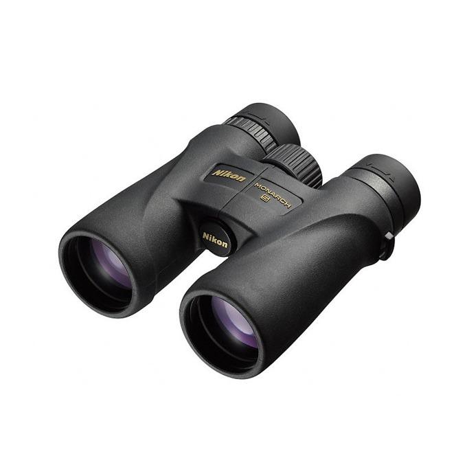 Бинокъл Nikon Monarch 5, 8x42 оптично увеличение, черен image