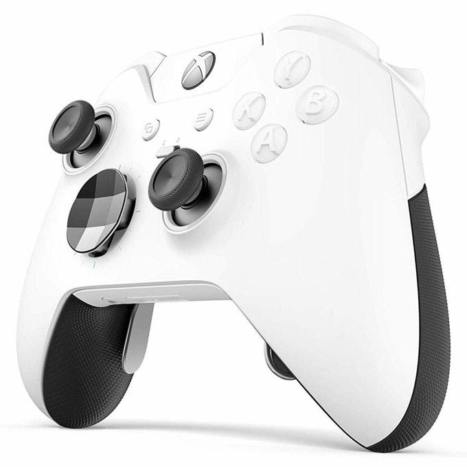 Microsoft Xbox One Wireless Elite Controller - Бял product