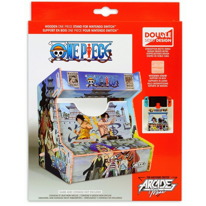 Microids Arcade Mini One Piece Switch product