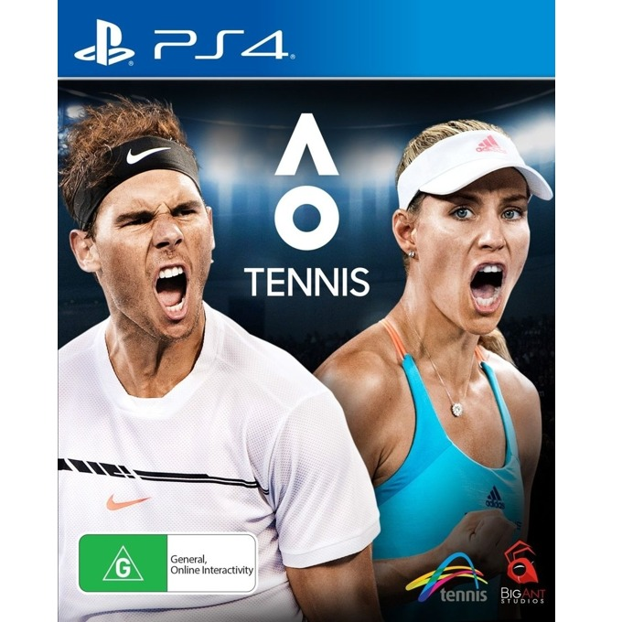 AO International Tennis, за PS4 image