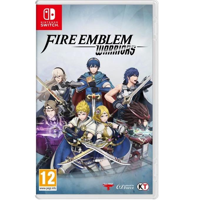 Fire Emblem Warriors product