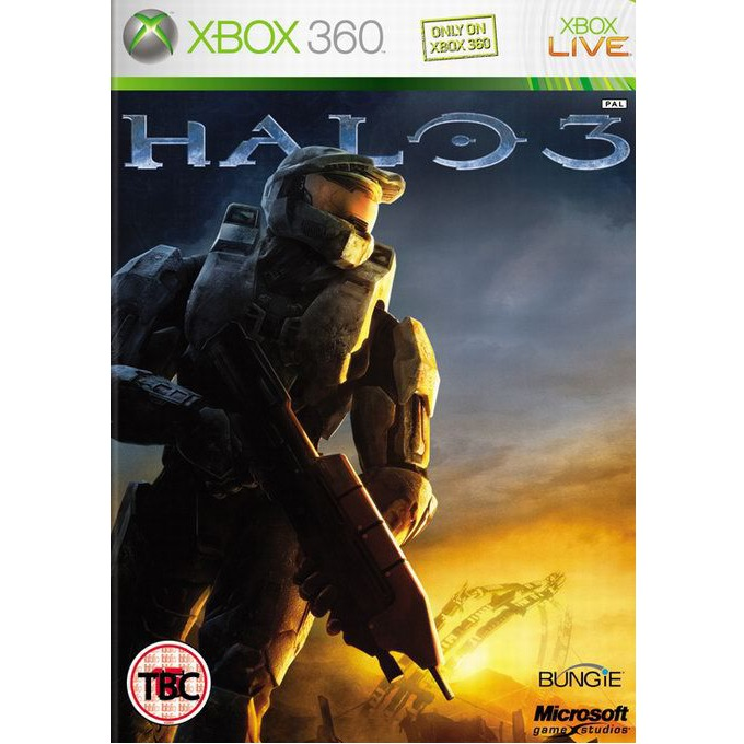 Игра за конзола Halo 3, за XBOX360 image