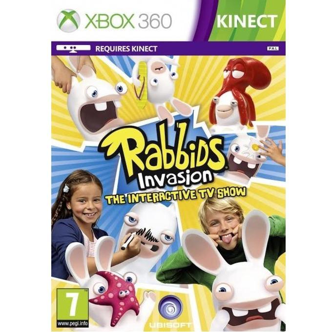 Игра за конзола Rabbids Invasion: The Interactive TV Show, за XBOX360 image