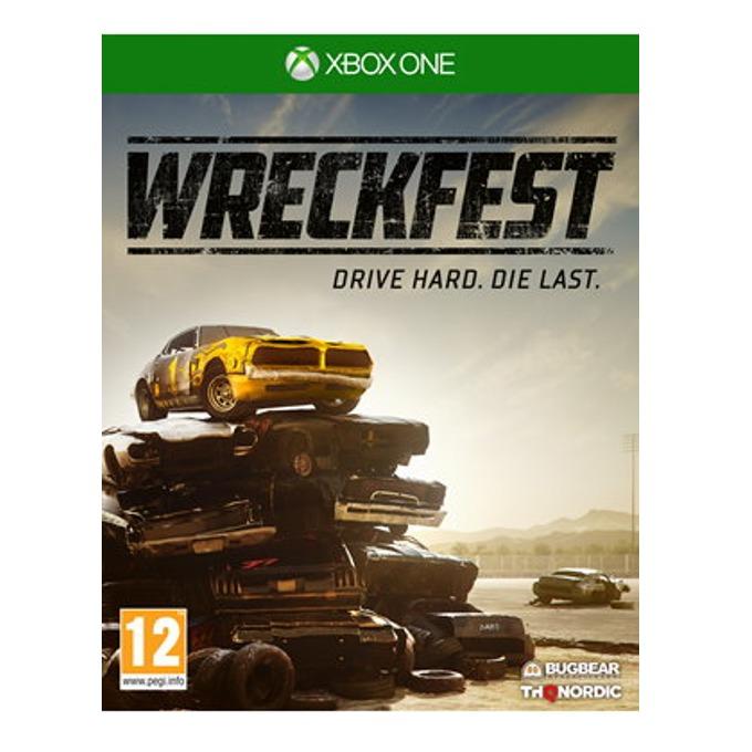 Игра за конзола Wreckfest, за Xbox One image