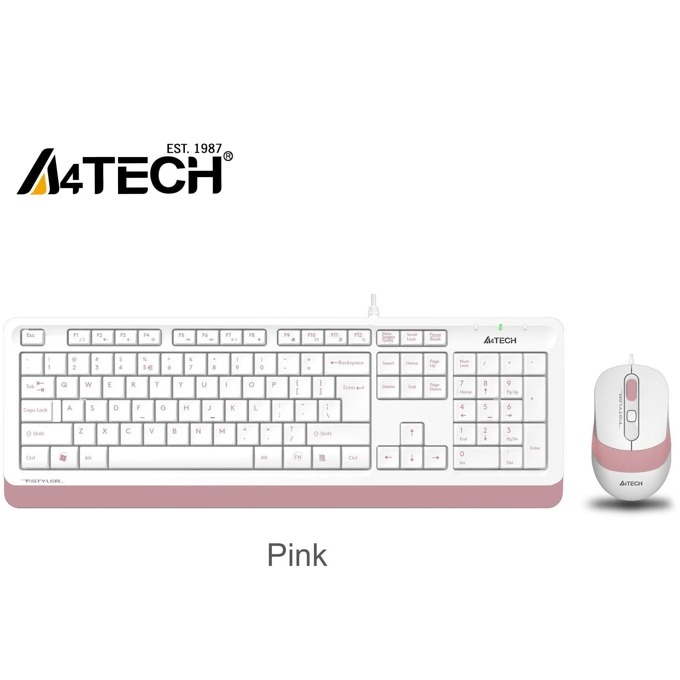A4Tech Fstyler F1010 Pink product