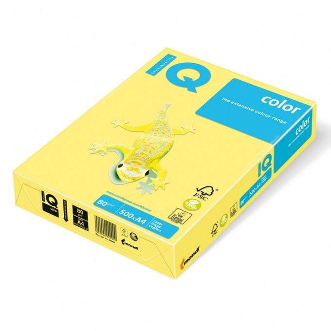 Mondi YE23 Цветен А4 160g/m2 250л. жълт product