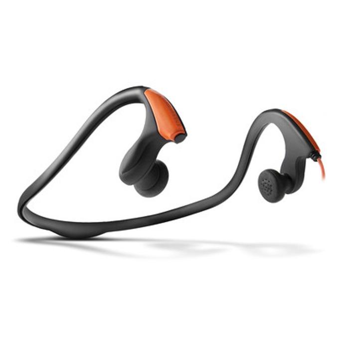 Слушалки Energy Running One, спортни, оранжеви image