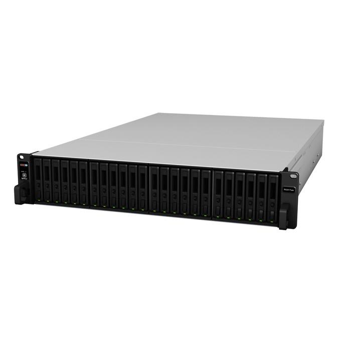 "Мрежови диск (NAS) Synology RX2417sas, за RS18017xs+/FS3017, без твърд диск (24x 2.5"" SAS/SATA HDD/SSD), 2U image"
