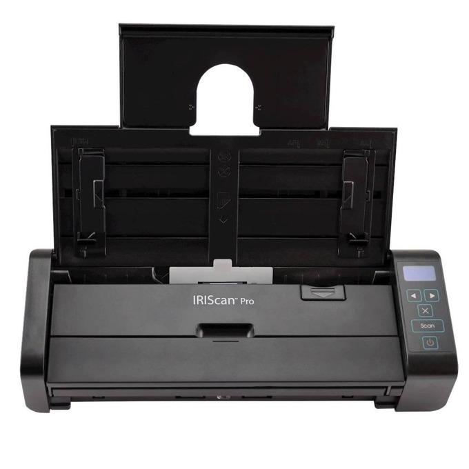 Скенер iris IRIScan Pro 5 Invoice, 600 x 600 dpi, A4, двустранно сканиране, ADF, USB, IRISmart 500 Invoice image