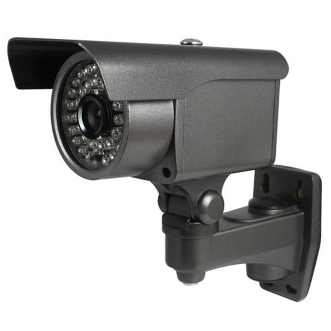 Privileg BE-IFD60 водоустойчива камера, 600TV Lines, обектив 4-9mm, IR осветеност до 40м. image