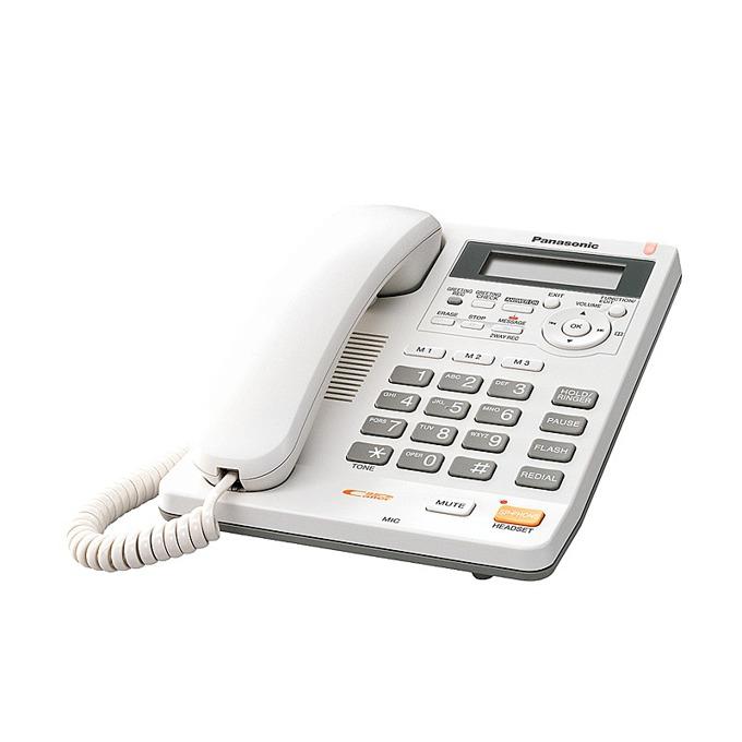 Стационарен Телефон Panasonic KX-TS620