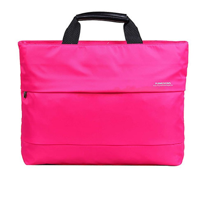 "Дамска чанта за лаптоп Kingsons Charlotte Series (KS3035W-P) за лаптопи до 15.4""(39.12 cm), розова image"