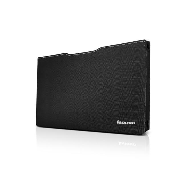 """Калъф Lenovo Yoga 11S Slot-In Case за лаптоп до 11.6"""" (29.46 cm), """"джоб"""", черен image"""