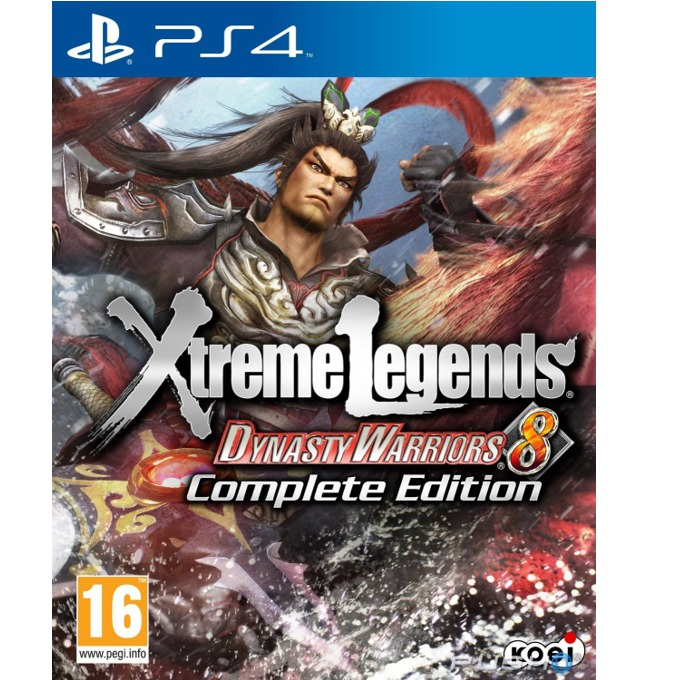 Игра за конзола Dynasty Warriors 8: Xtreme Legends - Complete Edition, за PS4 image