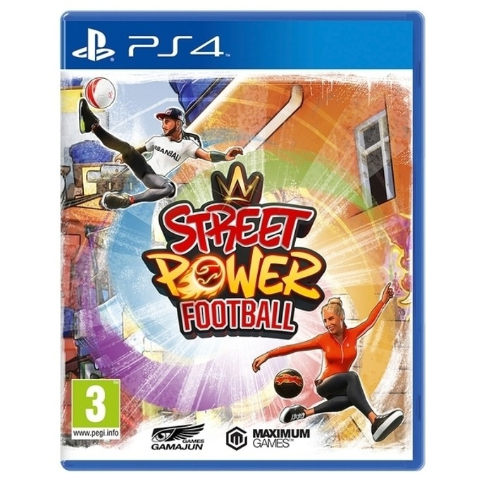 Street Power Football PS4 product