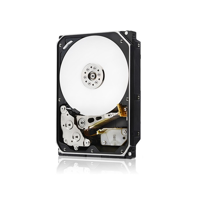 """Твърд диск 8TB HGST Ultrastar He10 HUH721008ALE604(0F27612), SATA 6Gb/s, 7 200 rpm, 256MB кеш, 512e sector size(Secure Erase), 3.5"""" (8.89 cm) image"""