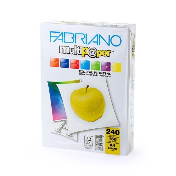 Fabriano Multipaper, A4, 240 g/m2, 150 листа product