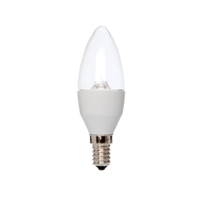 LED крушка, Verbatim Candle Pro (52047), E14, 3.7W image
