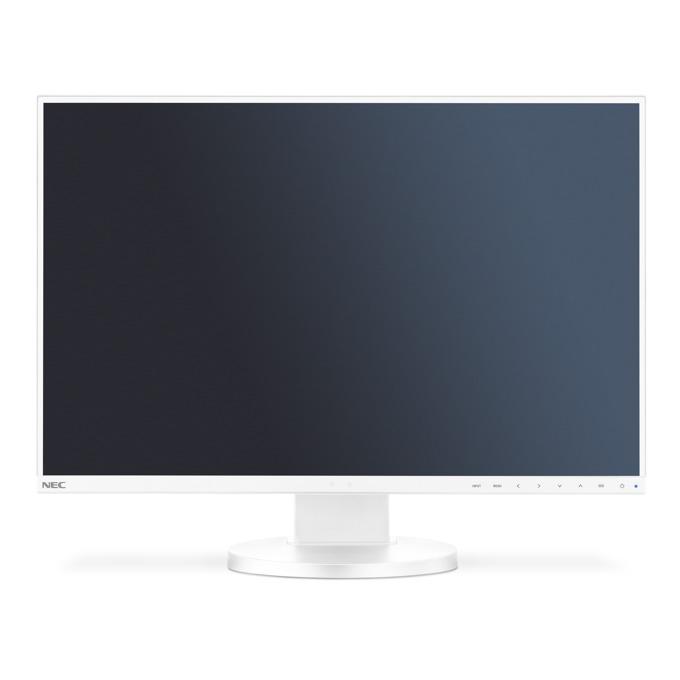 """Монитор NEC EA245WMi, 24.1"""" (61.21 cm) IPS панел, Full HD, 6 ms, 5,000:1, 300 cd/m2, HDMI, DisplayPort, DVI, VGA image"""