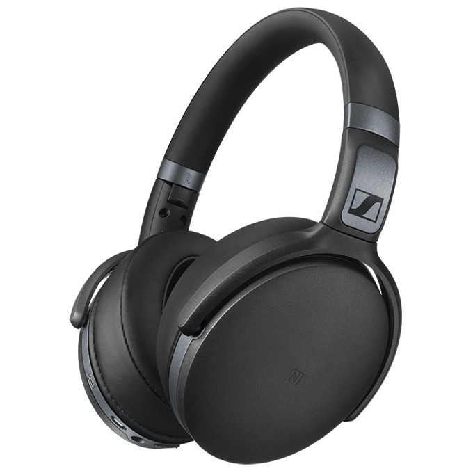 Слушалки Sennheiser HD 4.40 BT Wireless, Black