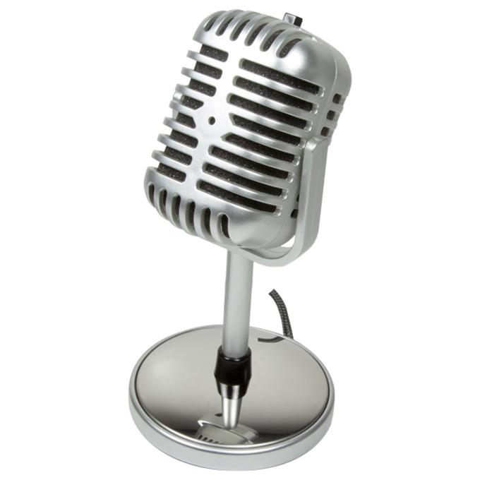 Микрофон LogiLink HS0036, 20 Hz- 20 kHz, 3.5mm жак, 1.90м кабел image