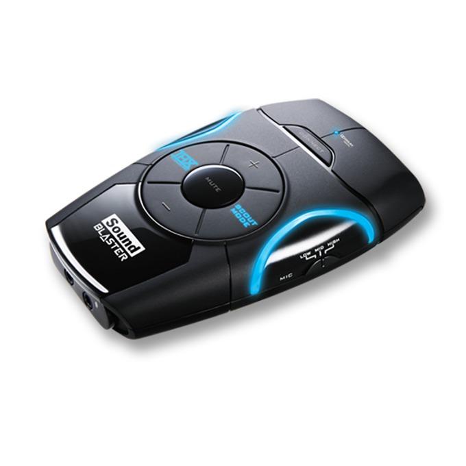 Creative Sound Blaster Recon 3D, 5.1CH, USB, 24bit image