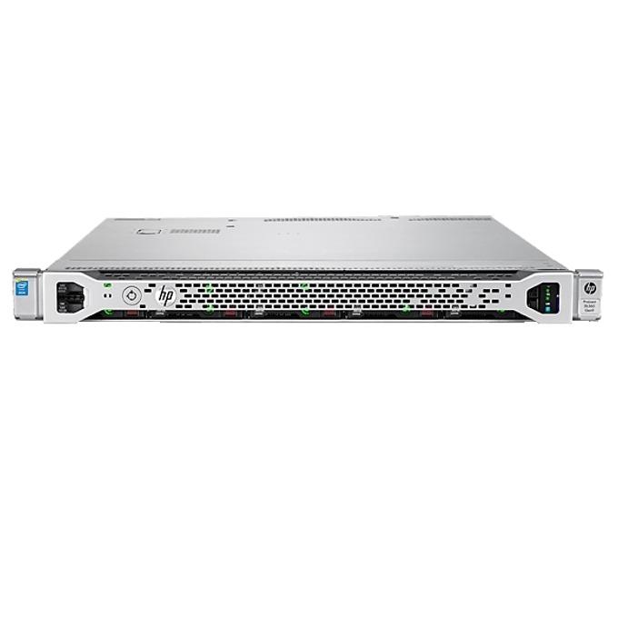 Сървър HPE DL360 Gen9, шестядрен Intel Xeon E5-2603 v4 1.7GHz, 8GB DDR4, No HDD, 4x Lan1000, 5x USB 3.0, Free Dos, 500W image