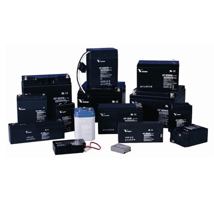 Батериен модул Vision CP1290F2, 12V, 9Ah image