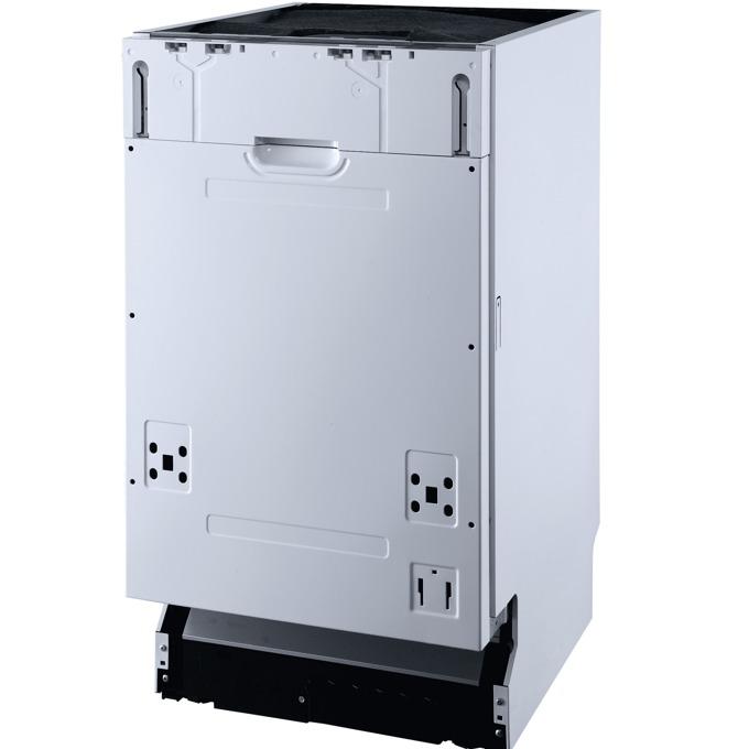 Съдомиялна за вграждане Crown CDWBI 45943, клас A++, 9 комплекта, 4 програми, отложен старт, ниво на шума 49db, бяла image