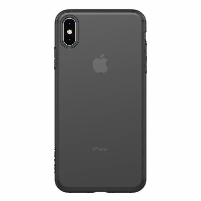 Калъф за Apple iPhone XS, хибриден, InCase Pop II INPH210559-BLK, удароустойчив, черен image