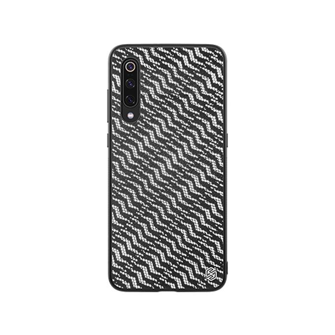 Калъф за Xiaomi Mi 9 SE, хибриден, Nillkin Twinkle, черен image