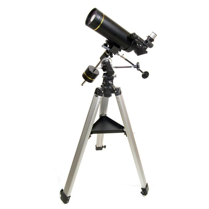 Телескоп Levenhuk Skyline PRO 80 MAK, 80 mm диаметър на лещата, 1000 mm фокусно разстояние image