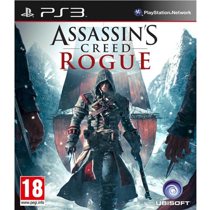 Игра за конзола Assassins Creed Rogue, за PS3 image