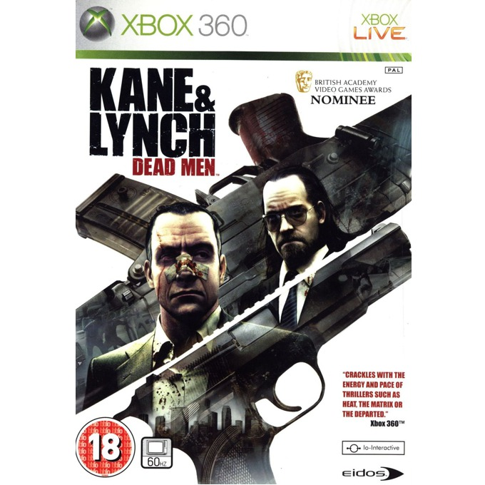 Kane And Lynch: Dead Men, за Xbox 360 image