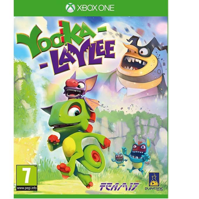 Yooka - Laylee, за Xbox One image