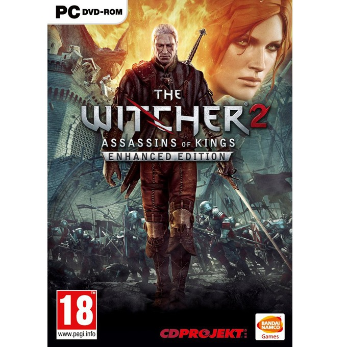 Игра The Witcher 2: Assassins of Kings - Enhanced Edition, за PC image