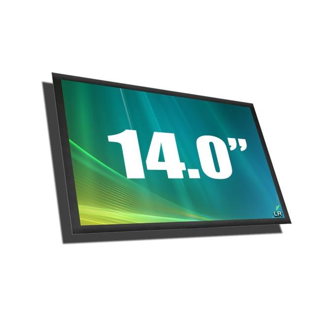 "Матрица за лаптоп AOU B140XTN02.3, 14.0"" (35.56cm), WXGA 1366:768 pix, гланцова image"