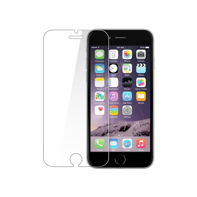 Протектор от закалено стъкло /Tempered Glass/ Remax Round Cut за iPhone 6/6S image