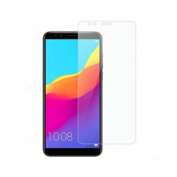 Протектор от закалено стъкло /Tempered Glass/ DeTech, за Huawei Y5 2018, 0.3mm, прозрачен image