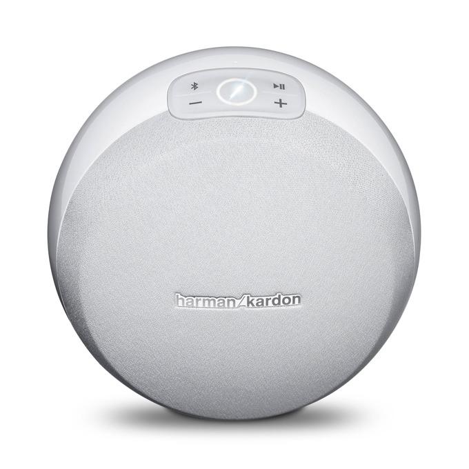 Тонколона Harman Kardon Omni 10, 2.0, 50W, HD аудио стрийминг, Wi-Fi, Bluetooth, USB, 3.5mm jack, бяла image