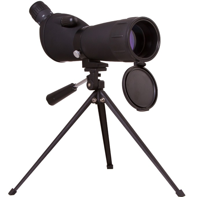 Зрителна тръба Bresser National Geographic 20–60x60, 20–60x оптично увеличение, диаметър на лещата 60mm image