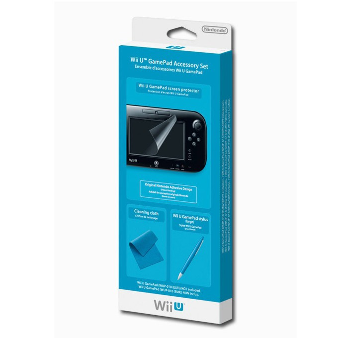 Комплект аксекзоари Nintendo GamePad, за WII U image