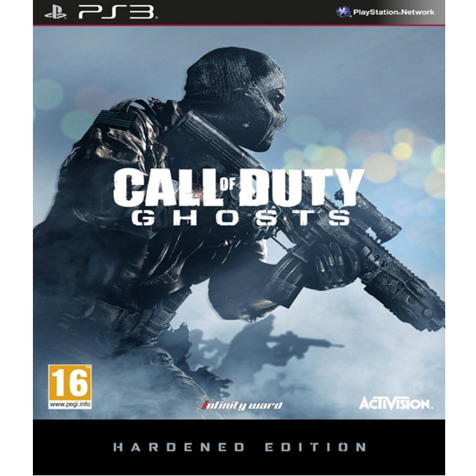 Игра за конзола Call of Duty: Ghosts - Hardened Edition, за PlayStation 3 image