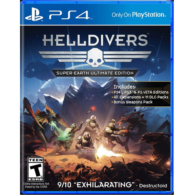 HellDivers Super-Earth UE product