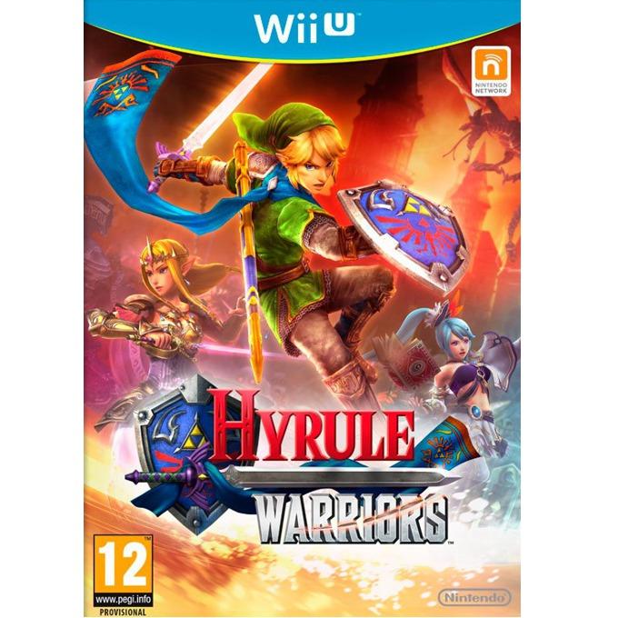 Игра за конзола Hyrule Warriors, за Wii U image