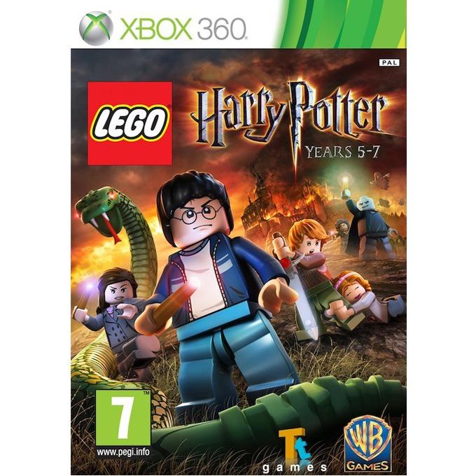 Игра за конзола LEGO Harry Potter: Years 5-7, за XBOX360 image